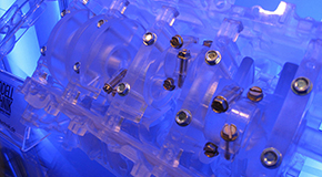 produit Matériaux Résine WaterShed XC 11122 – Calcinable, type PC