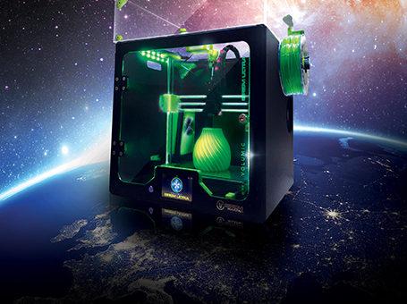 Volumic dévoile sa nouvelle imprimante 3D : la STREAM ULTRA