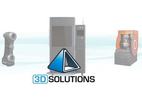 3D SOLUTIONS inaugure son show-room !