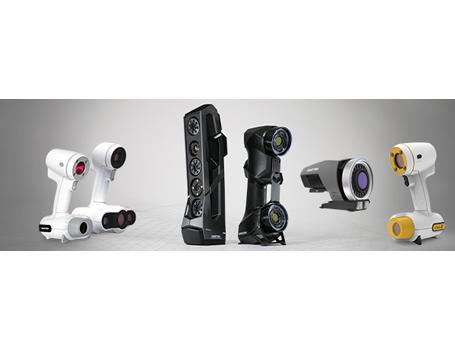 CREAFORM dévoile sa nouvelle gamme de scanners 3D professionnels